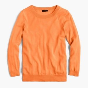 J. Crew women's tippi sweater, merino wool, new, s